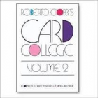 Card College Volume 2 by Roberto Giobbi